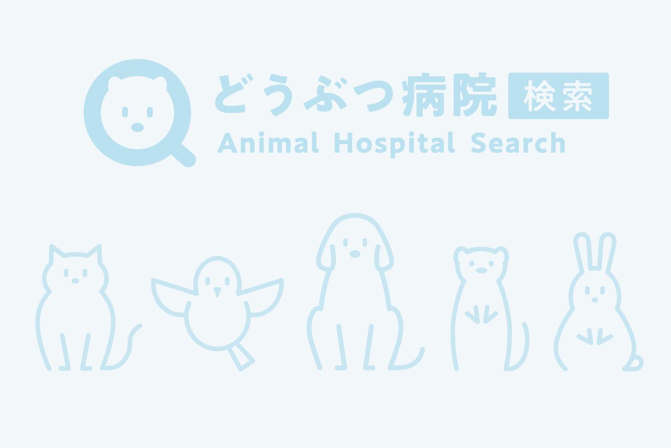 動物病院画像